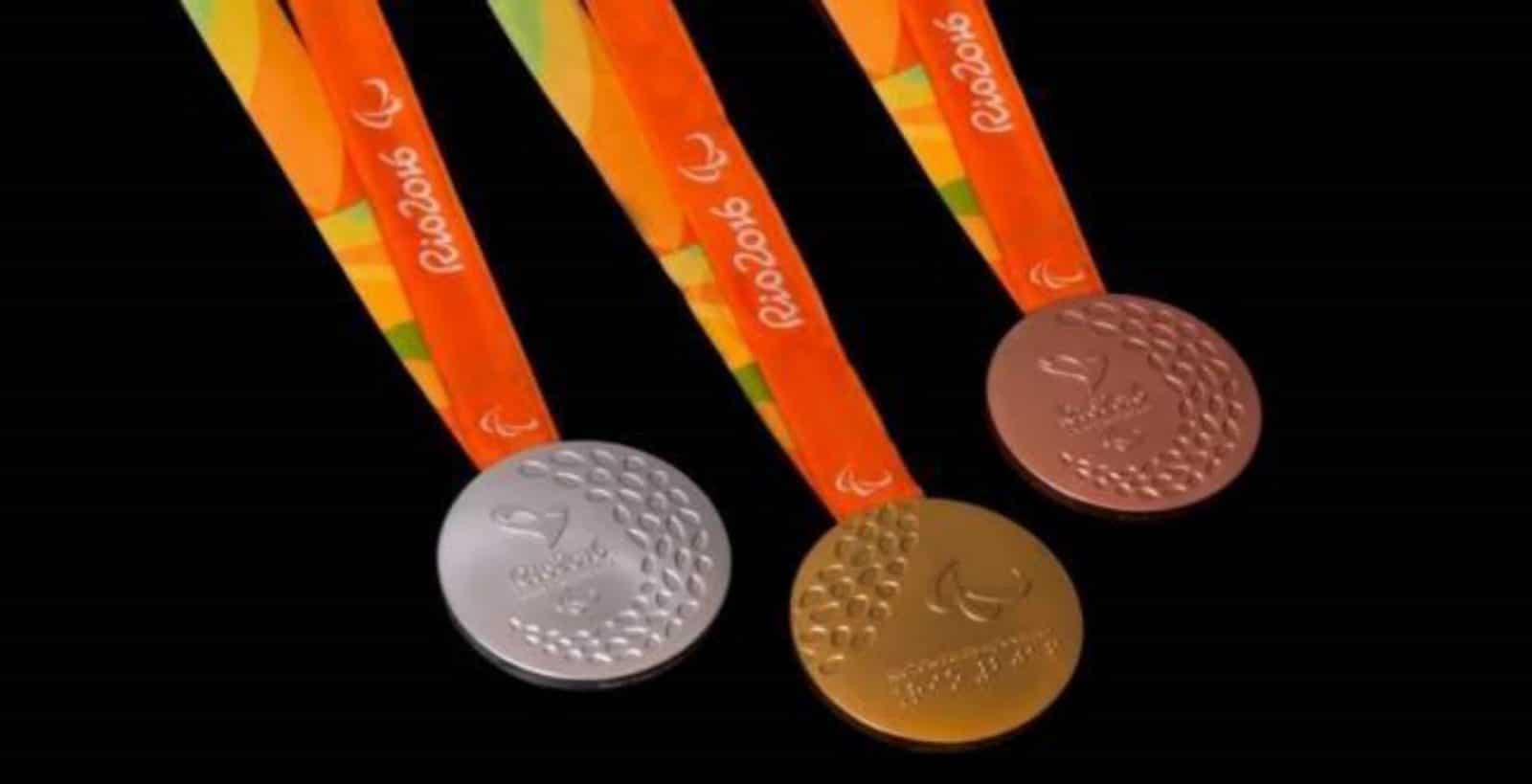 médailles en cuivre